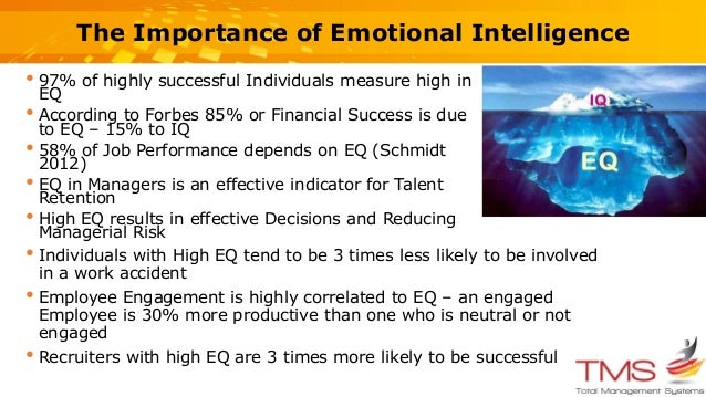 role of emotional intelligence motivat A-contrario evidence of the z-axis' primordial role of pleasure/displeasure, in emotion may be found  and emotional response can be also independent  motivat.