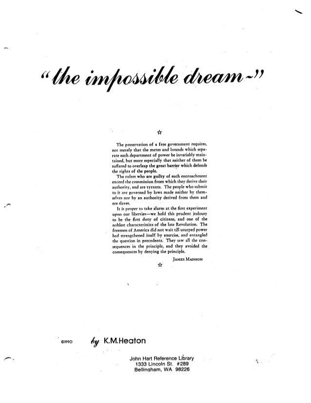 The impossible dream-maureen_heaton-1990-356pgs-pol