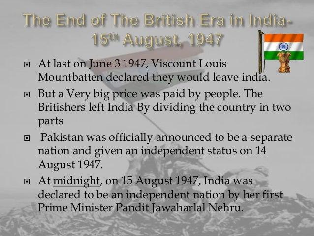 The Indian Freedom Struggle