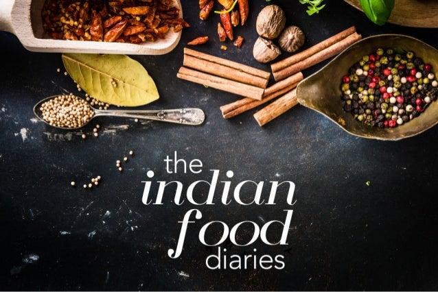 The Indian Food Diaries