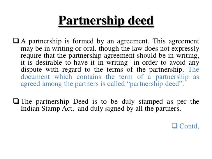 The indian partnership act, 1932===by sumit mukherjee