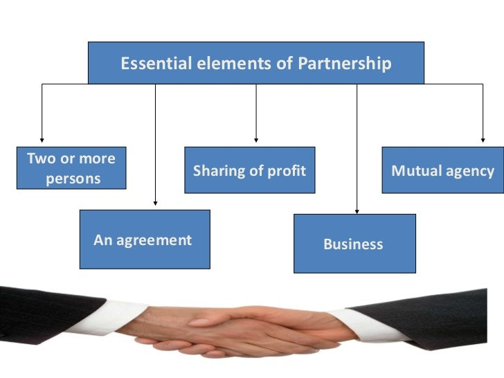 the essential elements of a partnership So i must put weight on logo as an essential part of beginning of any business anyway, i enjoyed your articles and thanks for sharing valuable thought on brand identity 🙂 jyoti panda | december 16, 2014 at 6:27 am.