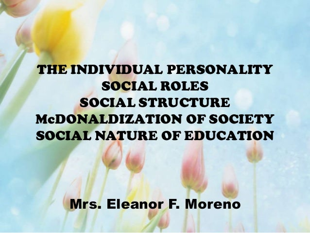 What Are Social Roles?