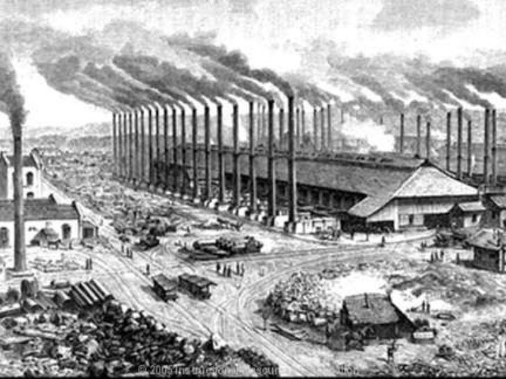 the corporate development during the american industrial revolution Start studying ap hg ch 11 study guide industry learn during the industrial revolution the geographic distribution the patterns of industrial development.