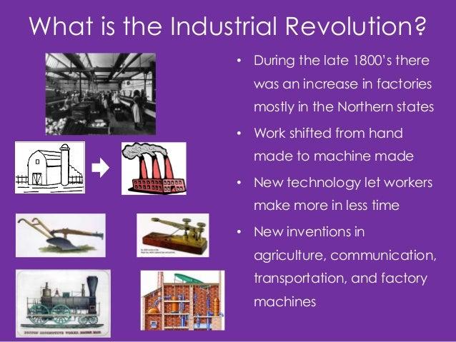 the industrial revolution. Black Bedroom Furniture Sets. Home Design Ideas
