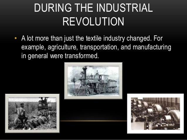 the consequences of the industrial revolution • what effects did the industrial revolution have on urban life, social classes, family life, and standards of living.