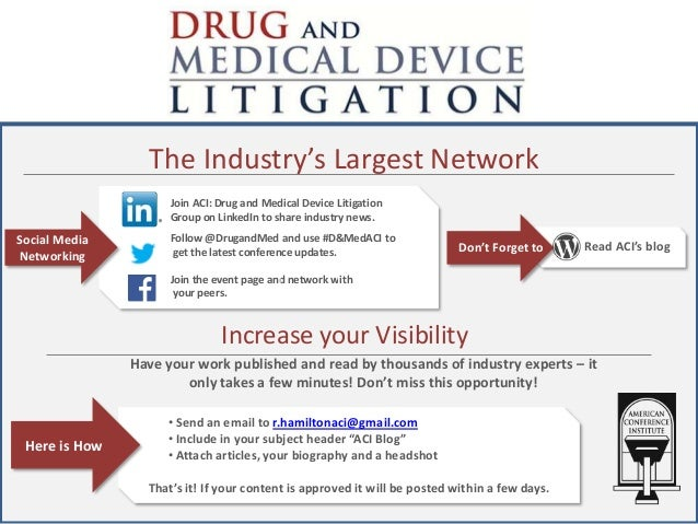 The Industry's Largest Network Increase your Visibility • Send an email to r.hamiltonaci@gmail.com • Include in your subje...