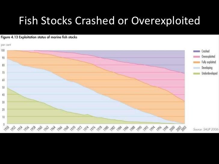 Fish Stocks Crashed or Overexploited<br />