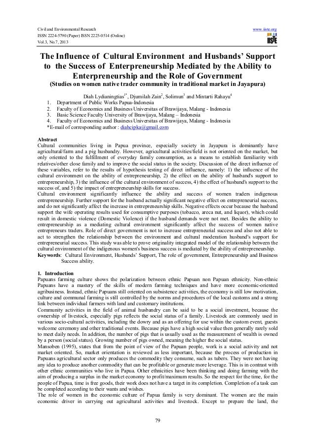 Civil and Environmental Research www.iiste.org ISSN 2224-5790 (Paper) ISSN 2225-0514 (Online) Vol.3, No.7, 2013 79 The Inf...