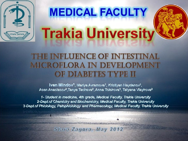 •   Recent studies show that intestinal                            microflora has bigger influence over                   ...