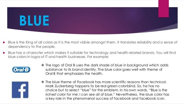 the impact of colour on consumer Many marketers will already be aware that different colours have a different psychological impact on consumers over time, we have been hardwired.
