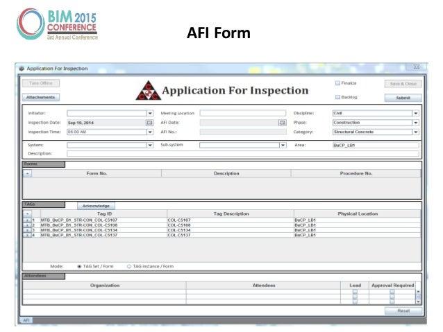 AFI Form