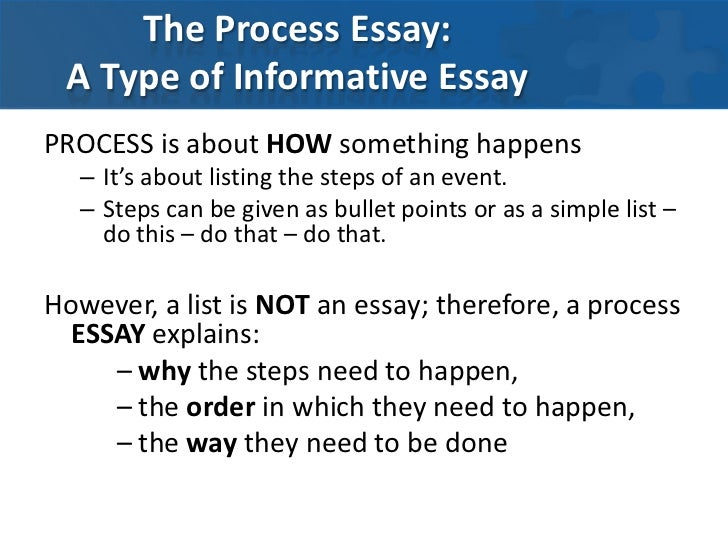 informative essay co the informative essay