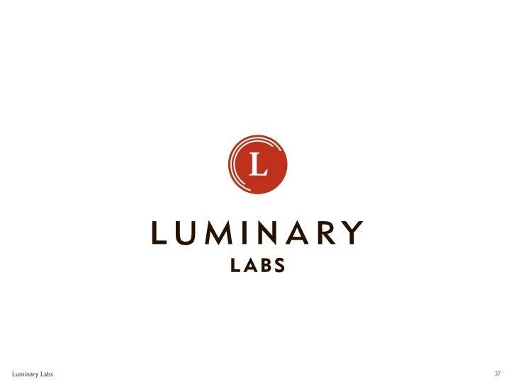 Luminary Labs   37