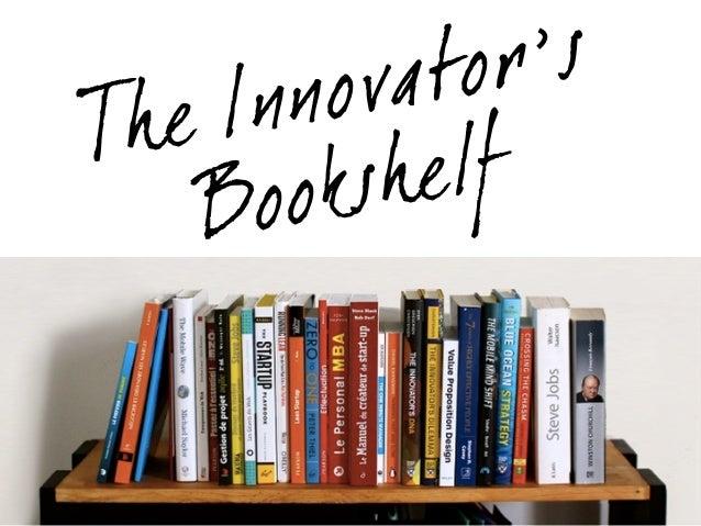 The Innovator's Bookshelf