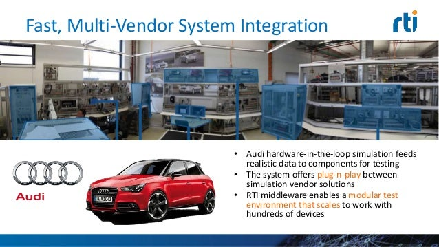 Modular Application Development A product group within ABB's Grid Automation business unit chose RTI Connext DDS to: – Ena...