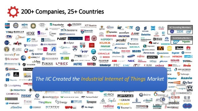 Platform Industrie 4.0 and Industrial Internet Consortium 2nd International Workshop on Collaboration in the Industrial In...