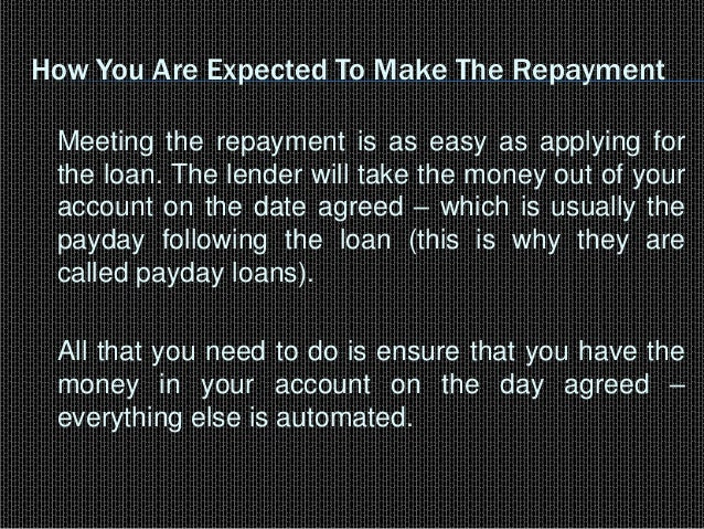 Payday loans flexible repayment image 5
