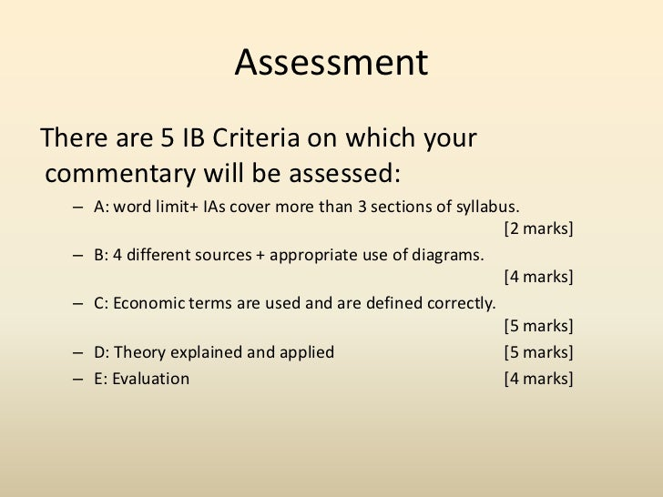 the ib economics internal assessment mr woods timwoods org use and explain graphs 15