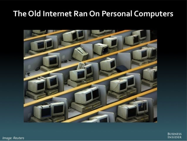 THE INTERNET OF EVERYTHING: 2014 Slide 2