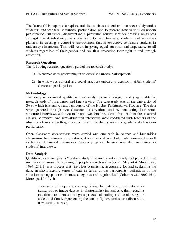 Workshop Participants and Essays