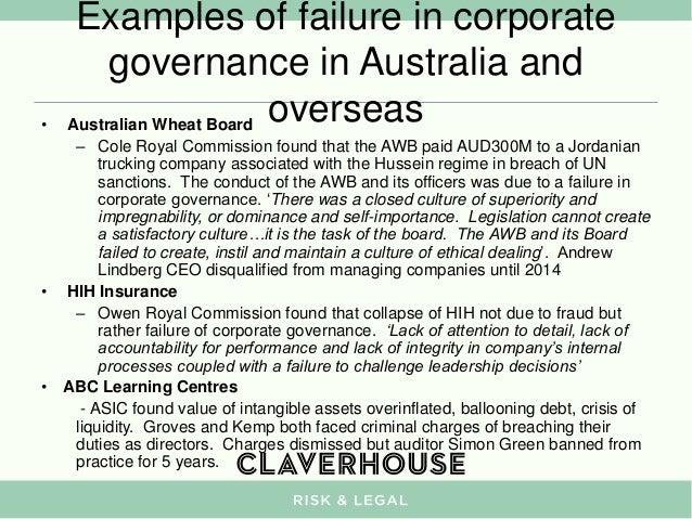 australian wheat board study