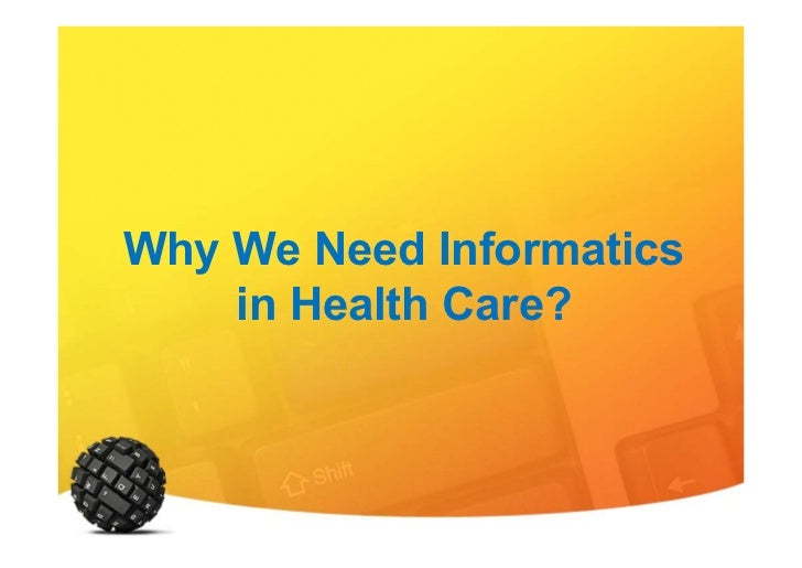 The Intersection Of Ict And Health Informatics Research