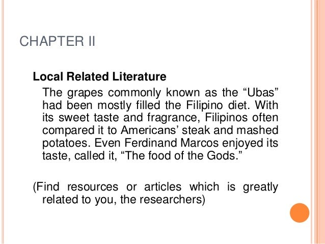 related foreign literature Review of related literaturereview of related literature foreign suzanne rose created on: september 04, 201 behavior changes can occur for a variety of reasons.