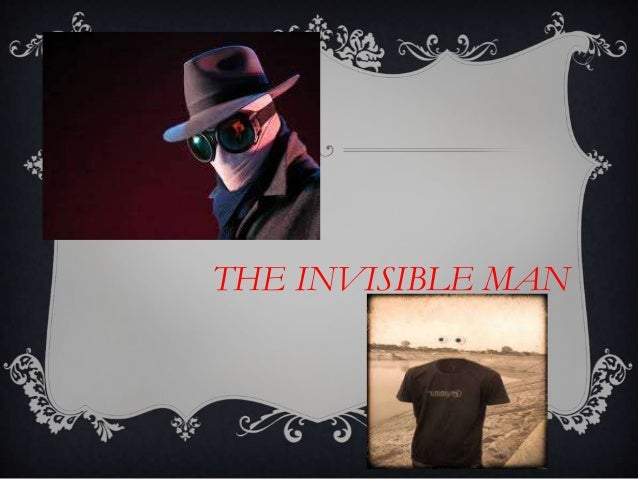 the invisible man analysis hg wells