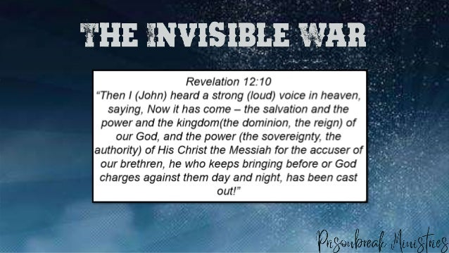The invisible war Slide 2