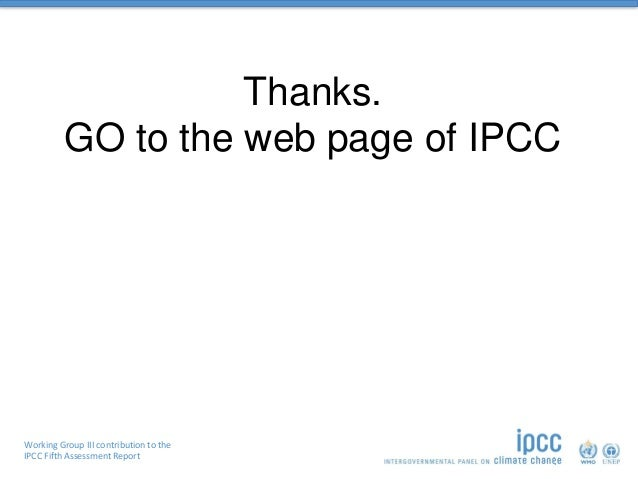 The IPCC-AR5 WGIII insights: Research and data needs for