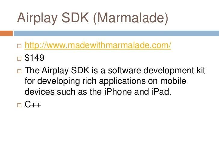 The iPhone development on windows