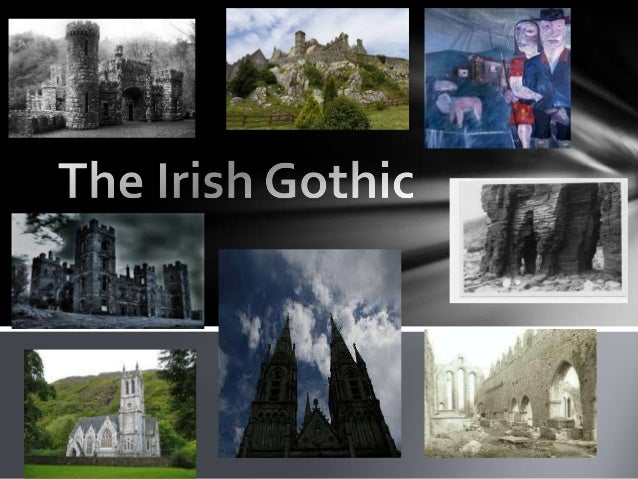 • During the past two and a half decades, it has become a widely used category in both Irish and Gothic studies. Although ...