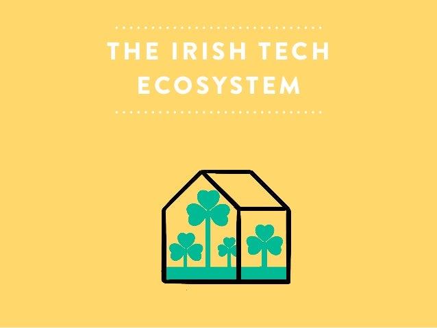 THE IRISH TECH  ECOSYSTEM