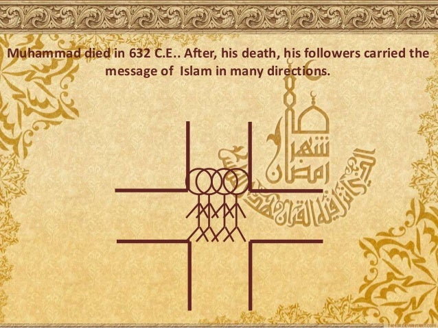 The Islamic Belief is One of the the Largest in the World