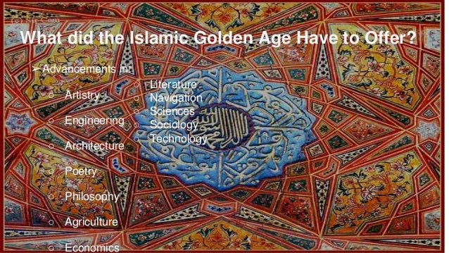 islamic golden age The islamic golden age occurred in two places—moorish spain and baghdad in the ninth and tenth century the oft-told big lie goes like this: islam established a paradise on earth where christians, jews and muslims lived in peace.