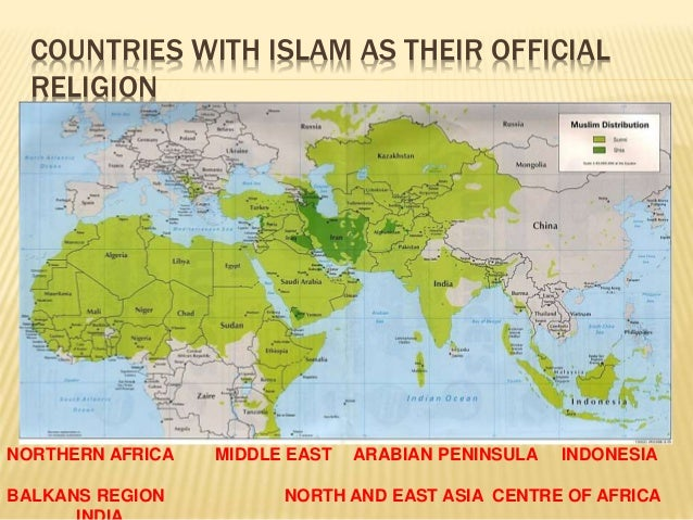 THE ISLAMIC WORLD AND ITS STRATEGIC IMPORTANCE TODAY – 4 TRAVELLING ...