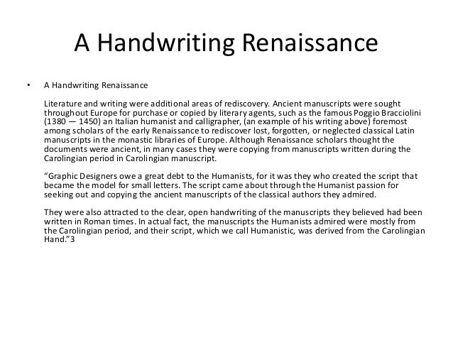 renaissance art and literature via individualism history essay The renaissance era in art history parallels the onset of the great western age of discovery, during which appeared a general desire to explore all aspects of nature and the world european naval explorers discovered new sea routes, new continents and established new colonies.