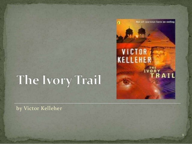 visual analysis the ivory trail The end of the trail - online text : summary, overview, explanation, meaning, description, purpose, bio.