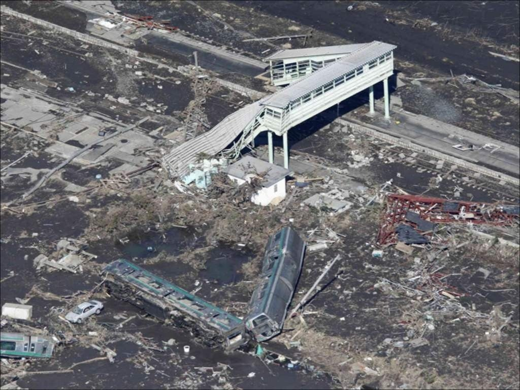 Was the japan earthquake manmade