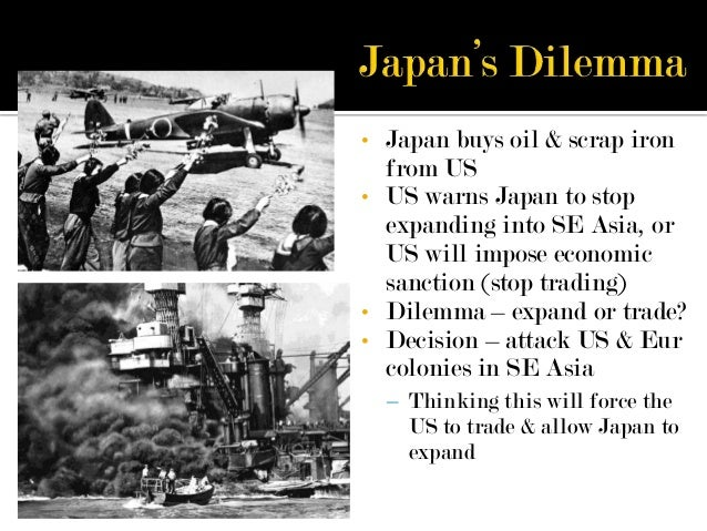 The Japanese Path to WWII