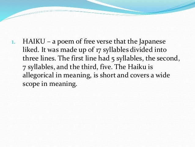 the origins of haiku in japan Japanese origami crane instructions it is widely believed that origami originated in japan, even though there was also paperfolding tradition hundreds of years ago in china.
