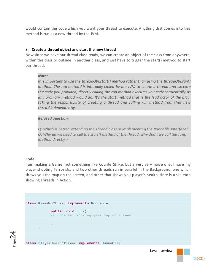 the java interview questions ebook confused coders  25 would