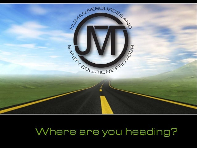 Where are you heading?
