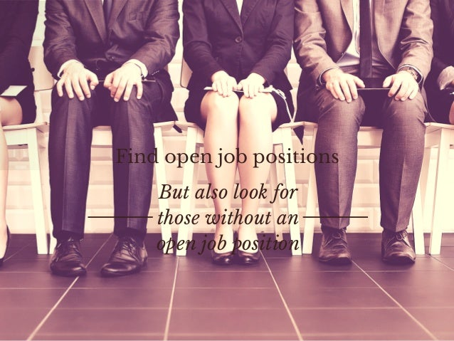 how to get the job interview  set yourself up for success
