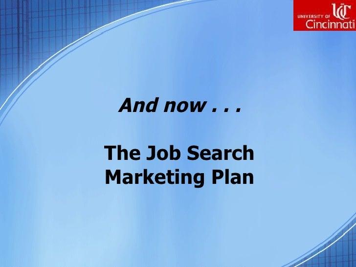 the job search marketing plan. Black Bedroom Furniture Sets. Home Design Ideas