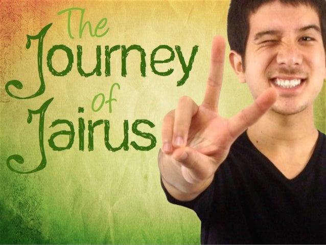 The Journey of Jairus [#VisualResume] - @Jairuscopic