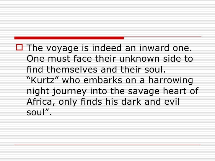 heart of darkness kurtz the unseen Fituica heart of darkness  and his journey up the congo river to meet kurtz,  the ship is attacked by an unseen band of natives,.