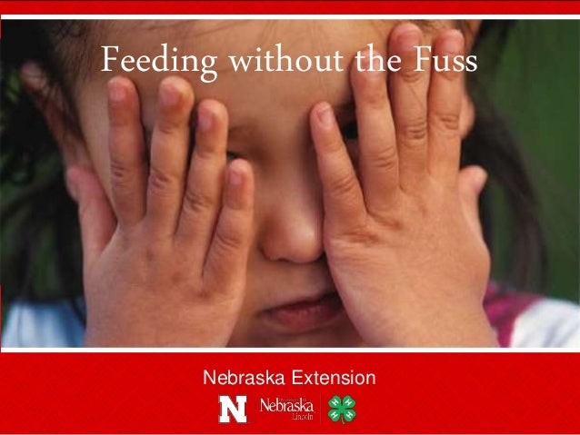 Nebraska Extension Feeding without the Fuss