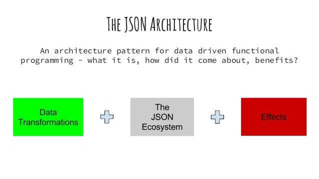json architecture 11 may bucharest 3
